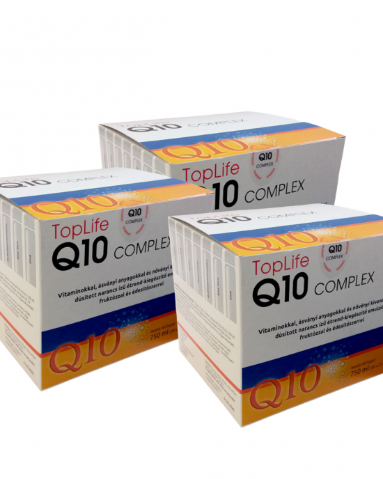 Q10 Top Life Drinking Cure