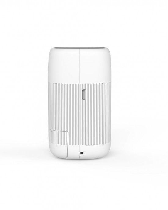 2 in 1 air purifier with dehumidifier