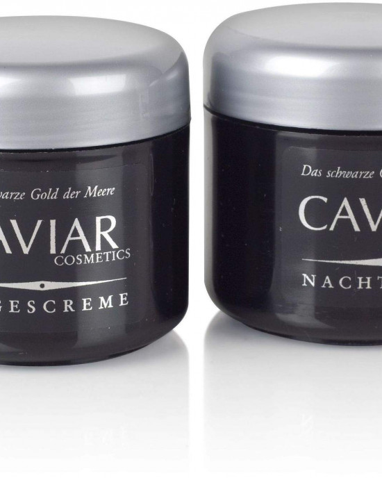 Caviar cream set