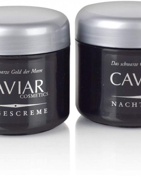 Caviar cream set