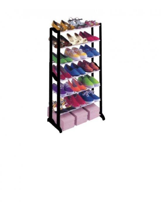 Shoe rack (for 20 pairs of shoes)