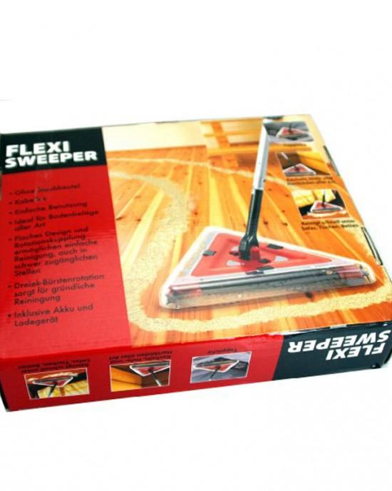 Electric broom - Flexi Sweeper
