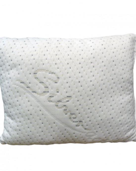 Silver small cushion