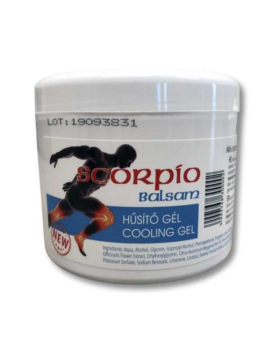 Scorpio balsam