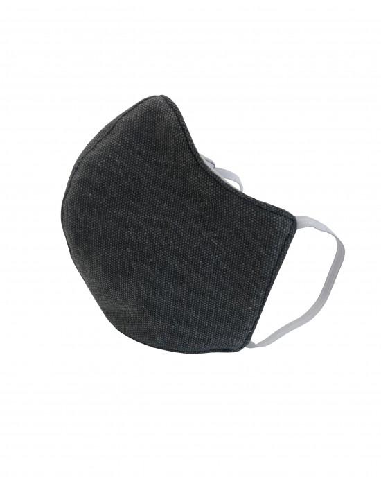 Gray silver mask
