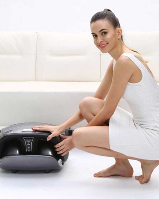 Multifunction foot massager